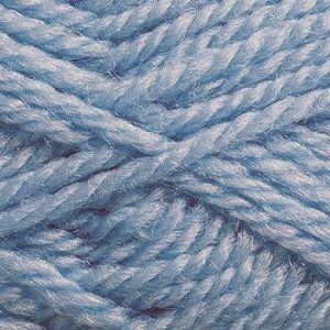 Crucci 8ply Soft M/Wash Pure Wool 154 Pale Blue