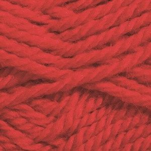 Crucci 8ply Soft M/Wash Pure Wool 158 Chilli