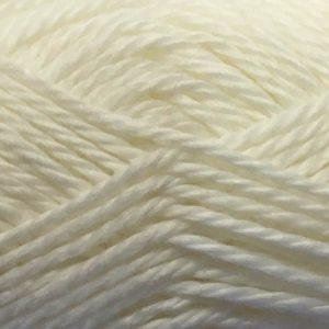 Crucci Adelle 8ply Yarn 101 White