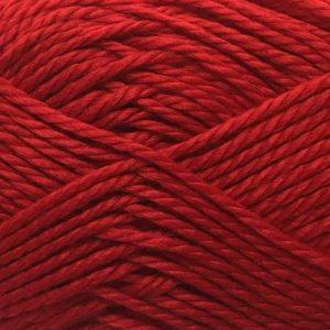 Crucci Adelle 8ply Yarn 115 Cherry