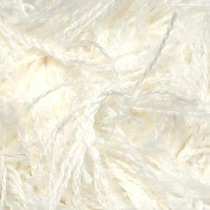 Crucci Frizzy Wool 1 White