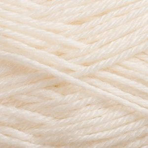 Crucci Merino Superwash 4ply 10 White