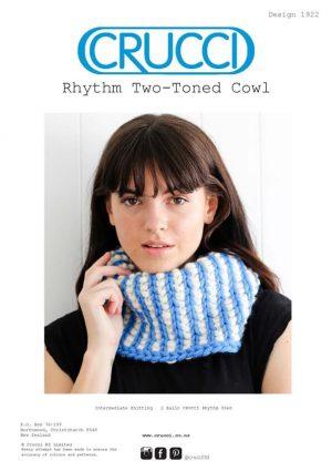 CRUCCI Design 1922 Rhythm Cowl