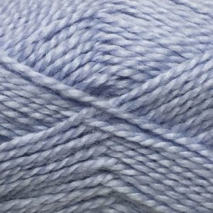 Crucci Lambshair 8ply Wool Shade 27 serene blue