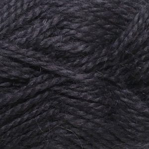Crucci Lambshair 8ply Wool Shade 30 dark sky