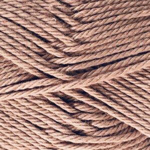 Pure Cotton 8ply Shade 103 Taupe