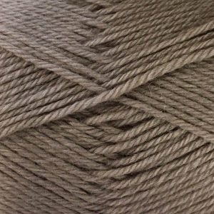 Crucci Pure Wool Soft 4ply 11 Taupe
