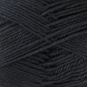 Crucci Pure Wool Soft 4ply 2 Charcoal