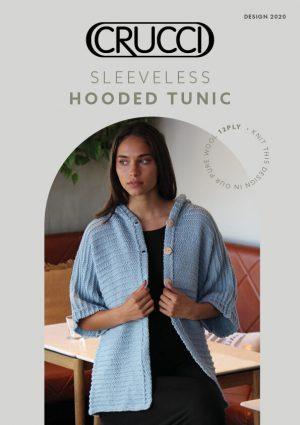 Short Sleeve Hooded Tunic Jacket Pattern