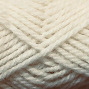 Woolly 12ply Wool Shade 1 Cream