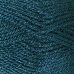 Woolly Red Hut 8ply Red Hut 18 Teal