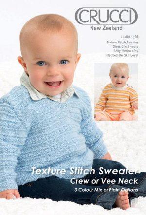 pattern 1425 baby pattern